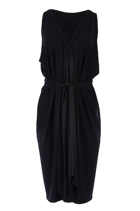 Sacha Drake Column Drape Dress