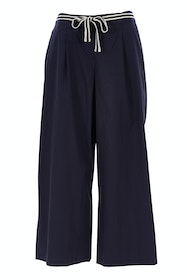 The Wide Leg Pull On Pant