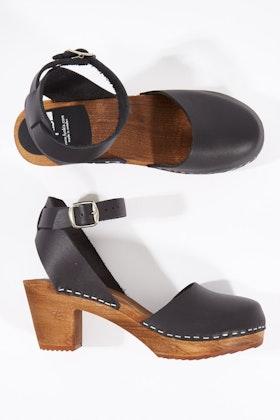 Funkis Ester High Clog Heel