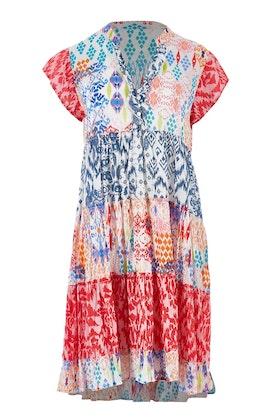 Lula Life Serena Tier Dress