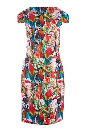 FOIL Pretty Versatile Dress