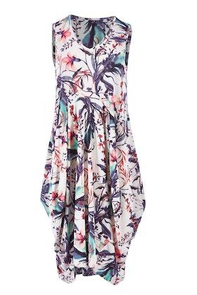 Cordelia St Floral Bounce Dress