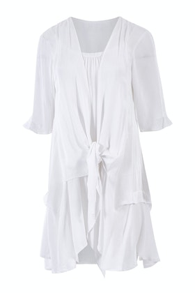 Cordelia St Two In One Drape Top