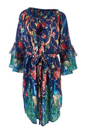 Lula Soul Peacock Dress