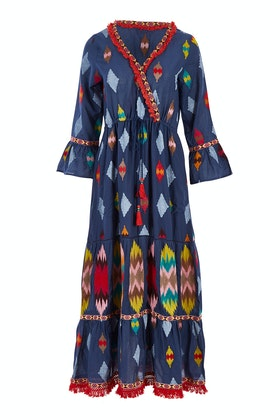 Lula Soul Aztec Maxi Dress
