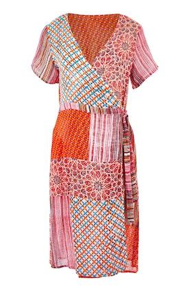 Lula Soul Menita Wrap Dress