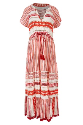 Lula Soul Santa Fe Maxi Dress