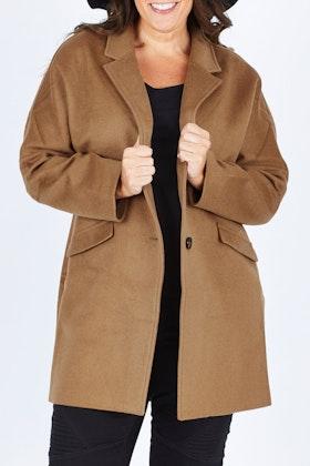 Fate + Becker Ascot Coat