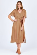 Fate + Becker Love Song Midi Dress