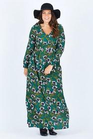 Ruby Maxi Dress Botanical