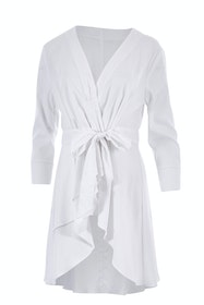 The Luxe Cotton Tunic