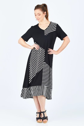 Cordelia St Splice Dress