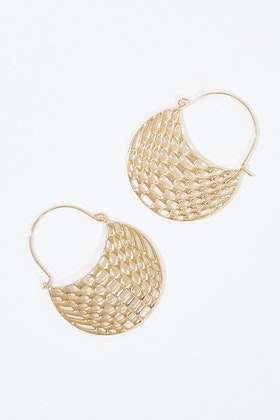 GxG Collective Arabella Hoop Earrings