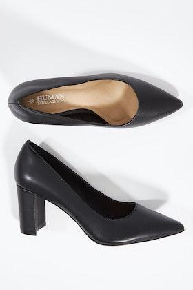 Human Premium Knox Heel