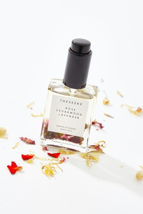 The Seeke Rose Lavender And Cedarwood Oil Perfume