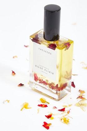 The Seeke Rose Elixir- Rose And Calendula Botanical Beauty Oil