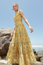 Naudic Sophia Maxi Dress