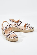 KO Fashion Ashli Espadrille Wedge