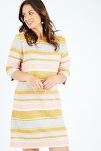 Elm Juniper Stripe Dress