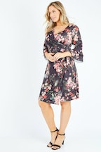 Cordelia St Wrap Dress