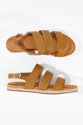 KO Fashion Pina Sandal Flat