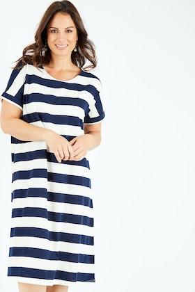 Tirelli Relaxed Jersey Dress