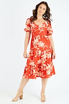 Wish Azalea Midi Dress