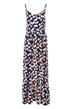 that bird label Shelly Maxi Dress Smarty Dots