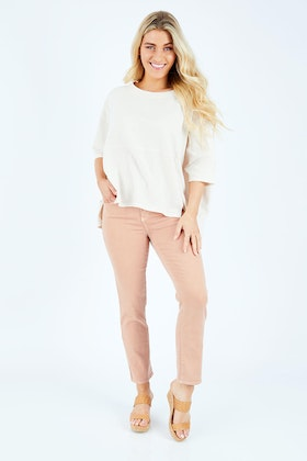 Not Your Daughters Jeans Sheri Slim Ankle