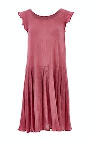 Bellarine Flutter Sleeve Dress