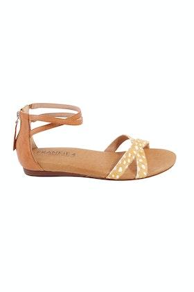 FRANKiE4 Ziggi Flat Sandal