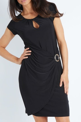 Y Front Detail Dress