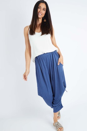 Cotton Village Poppy Pant