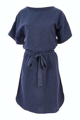 bird keepers The Keepers Waist Tie Dress