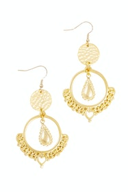 Hanna Boho Luxe Earrings