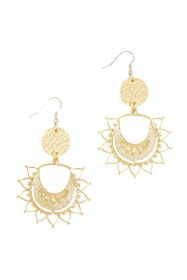 Harlow Boho Luxe Earrings