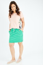 Elm Evergreen Skirt