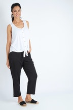 Betty Basics Jackson Crop Pant