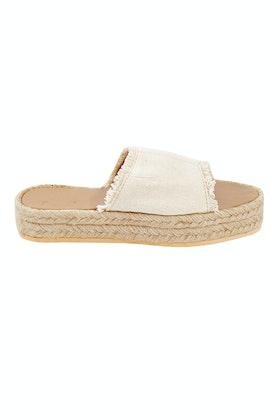 Rubyyaya Fringe Sandals