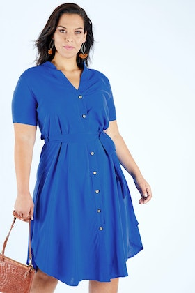 Belle bird Belle Button Dress