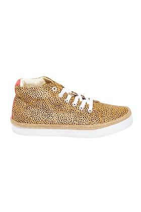 Human Premium Brayden Cheetah Sneaker