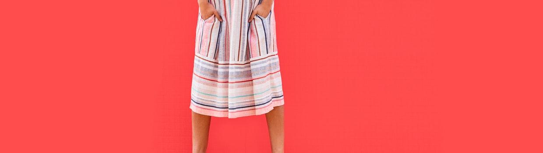 Calf Length Dresses
