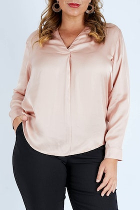 bird by design The Luxe Essential Blouse
