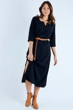 Cordelia St Maxi Pocket Dress