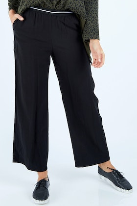 Clarity By Threadz Wide Leg Relaxed Pant