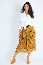 Elm Freesia Pleat Skirt