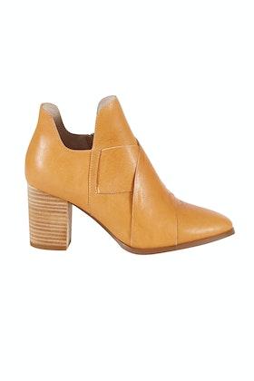 Walnut Manee Ankle Boot