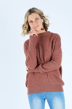 bird keepers The Funnel Neck Knit