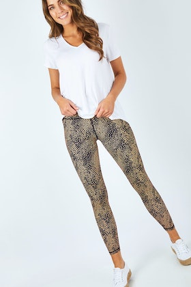 Seafolly Safari Spot Legging