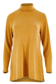 Belle Roll Neck Swing Sweater